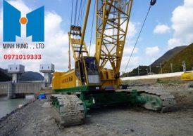 Cho Thuê Cẩu Xích 50 tấn – Sumitomo LS118RH5