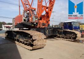 Cho thuê cẩu xích 150 tấn IHI CCH1500 chuyên nghiệp
