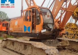 Cho thuê xe cẩu 55 tấn Kobelco 7055-2 chuyên nghiệp