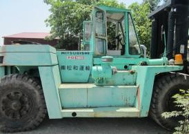 Xe nâng Mitsubishi 18 tấn