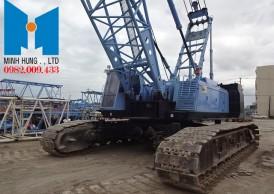 Cho thuê máy cẩu 100 tấn SUMITOMO – SC1000 chuyên nghiệp  toàn quốc