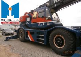 Cho thuê xe cẩu 45 tấn Kobeco RK450-2 uy tín chuyên nghiệp