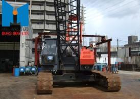 Xe cẩu bánh xích 50 tấn HITACHI KH180 – Minh Hùng