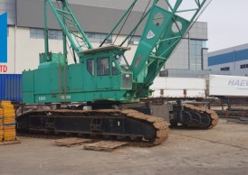 Cho thuê xe cẩu 100 tấn IHI CCH1000 uy tín chất lượng