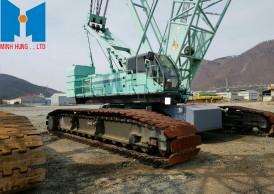 Cho thuê cẩu 250 tấn CCH2500 uy tín chất lượng