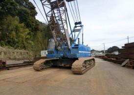 Cho thuê cẩu xích 65 tấn tại Quảng Trị, Quảng Bình, Quảng Ngãi, Quảng Nam