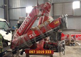 Bán cẩu gấp khúc, cẩu gập robot  Ferrari & Hyva